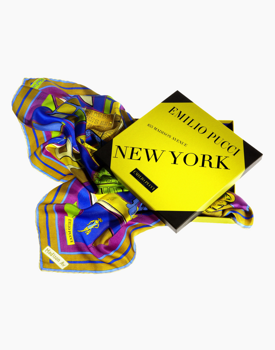 Pucci City of the World scarves