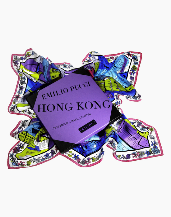 Pucci scarves 2016 - Pucc HK scarf version