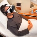 Qantas and Samsung unveiled industry-first virtual reality experience for travelers-001