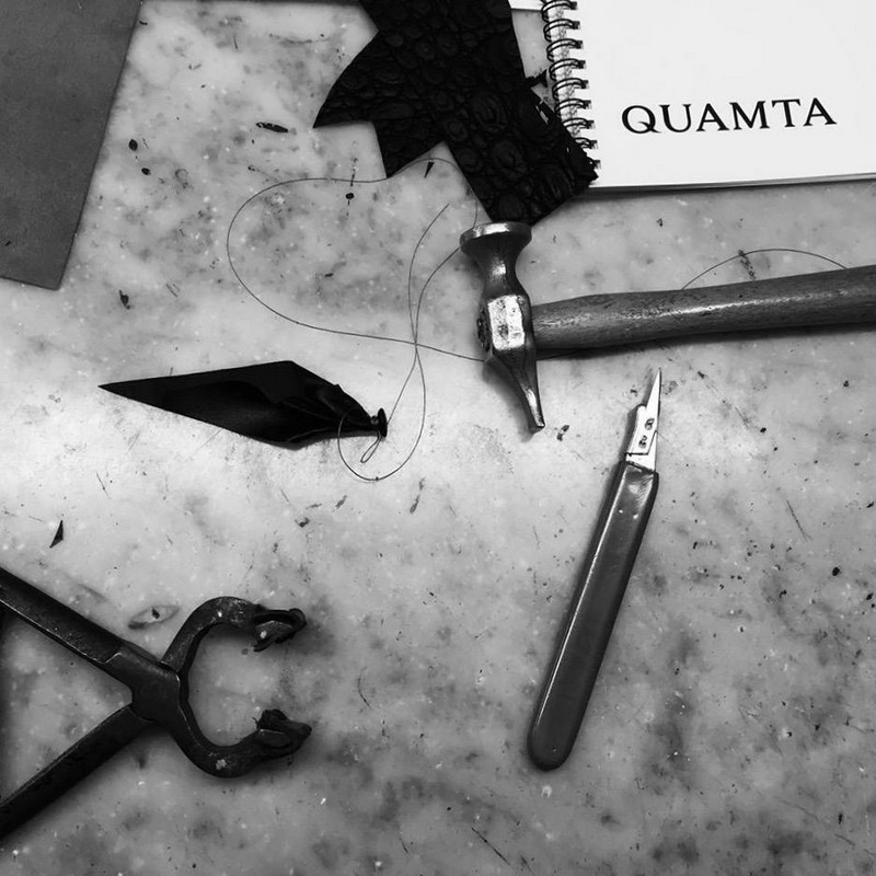 Quamta Leather accessories-atelier