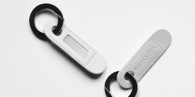Quamta Leather accessories-tags