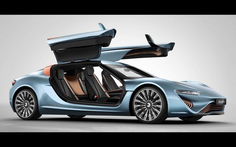 Quant E nanoflowcell technology car
