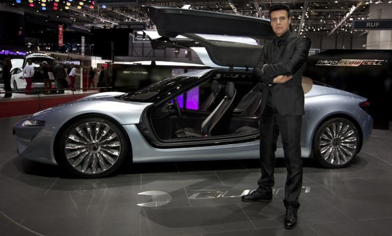 Salt Water Powered Car: Quant E-Sportlimousine, The 'Salt Water' Powered Car