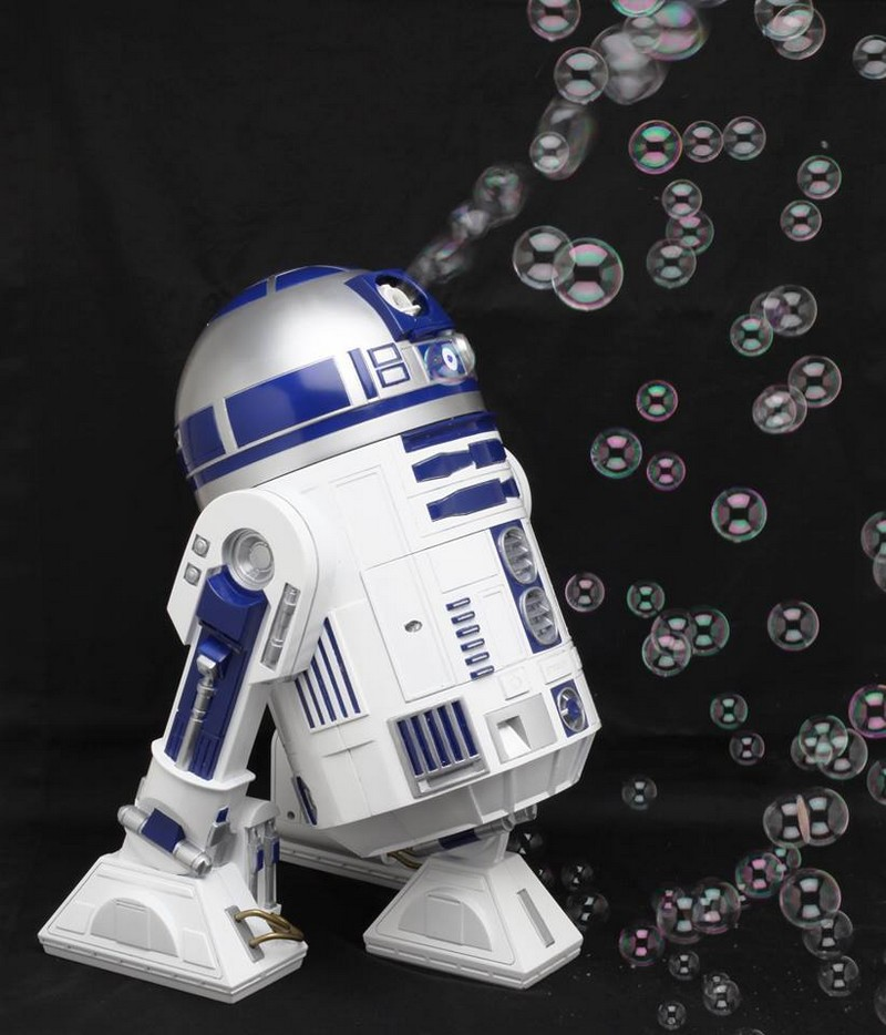 R2-D2 Bubble Machine by Imperial Toy