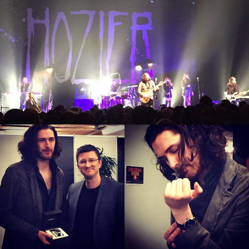 RAYMOND WEIL - Hozier 2016 - watches inspired by music