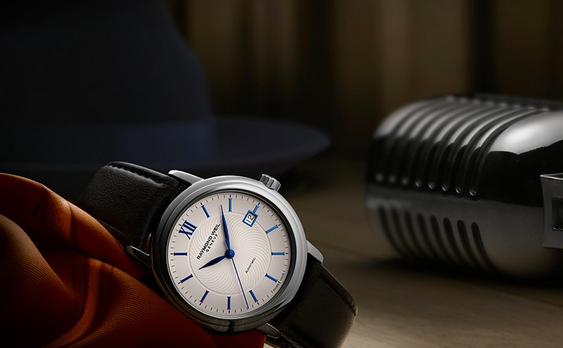 RAYMOND WEIL - Maestro Frank Sinatra watch - watches inspired by music