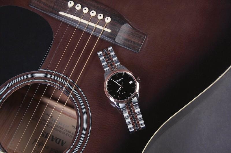 RAYMOND WEIL Watches & Music