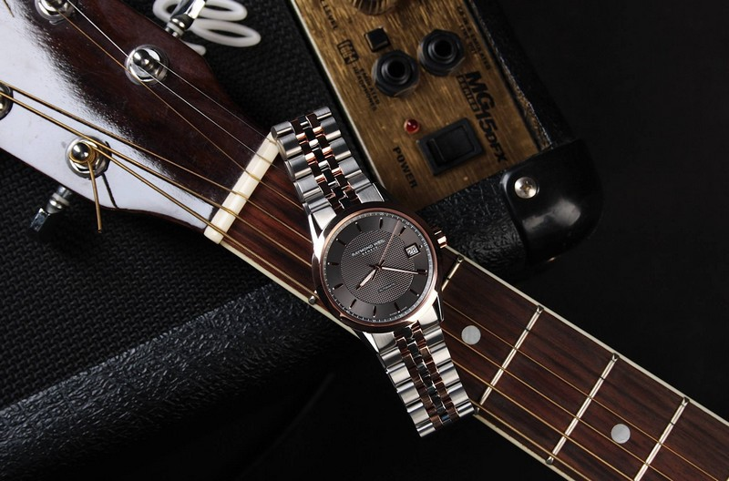 RAYMOND WEIL inspired by music