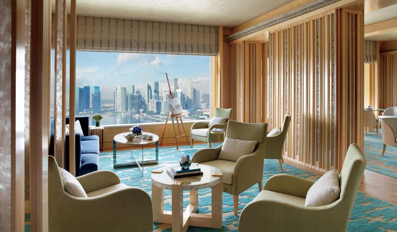 RITZ-CARLTON, MILLENIA SINGAPORE – A REMARKABLE 5-STAR HOTEL-