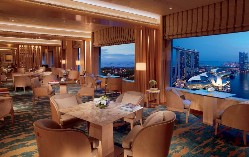 RITZ-CARLTON, MILLENIA SINGAPORE – A REMARKABLE 5-STAR HOTEL--