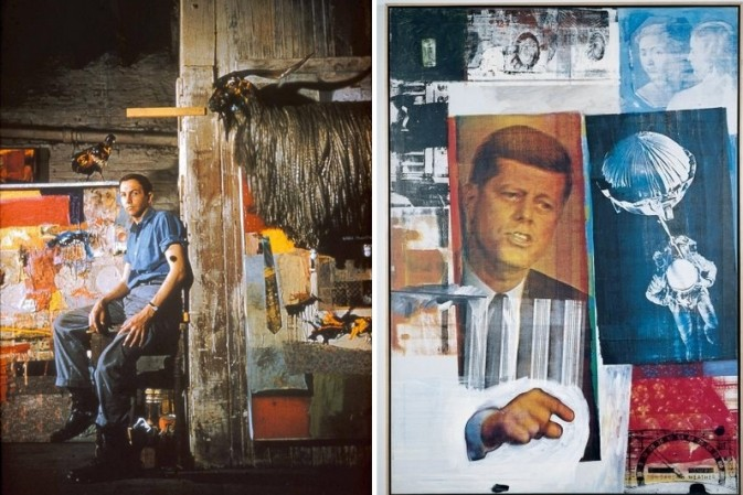 Robert Rauschenberg review – six sensational decades of work finally reveal the man in full