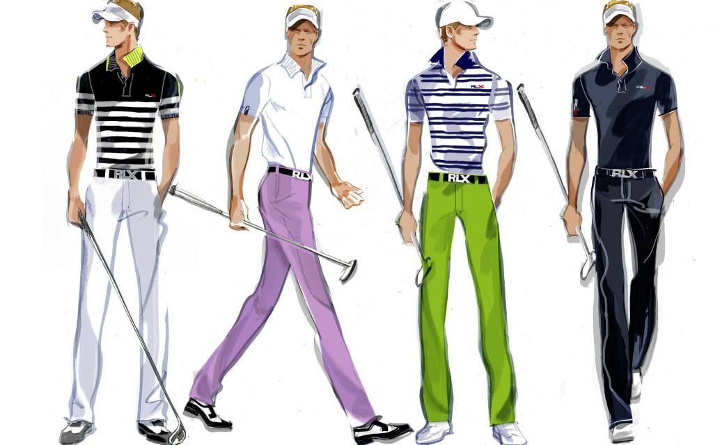 Ralph Lauren Menswear Polo T-Shirts 2015