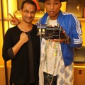 Ramesh Nair and Pharrell Williams for Moynat