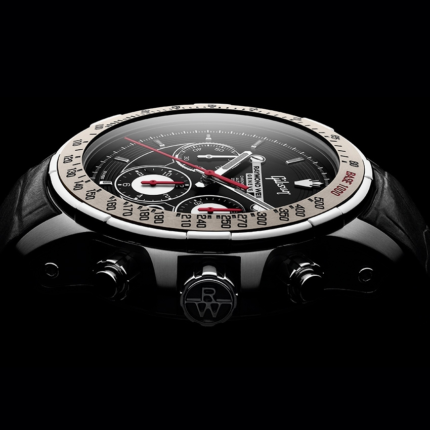 Raymond Weil Nabucco Limited Edition in Partnership with Gibson timepiece - Baselworld 2015 - 2luxury2