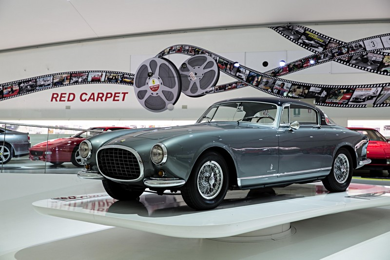Red Carpet exhibition 2016 - Ferrari homage to Hollywood and beyond--