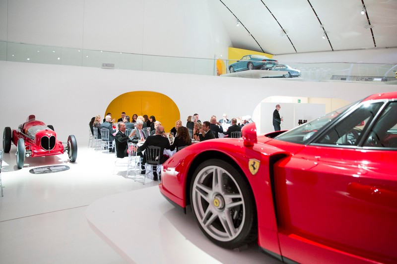 Red Carpet exhibition 2016 - Ferrari homage to Hollywood and beyond-galadinner