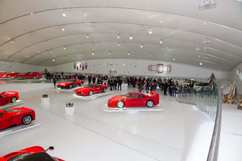 Red Carpet exhibition 2016 - Ferrari homage to Hollywood - gala