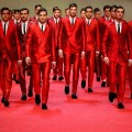 RedSuits Dolce & Gabbana