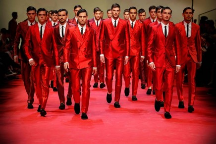 Does wearing red really make you dominant, charismatic and sexy?