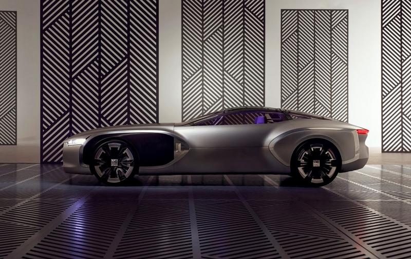 Renault Coupe Corbusier concept car