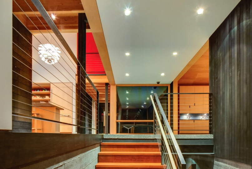 Residential Wood Design - David Ratzlaff, HR Pacific Construction Management
