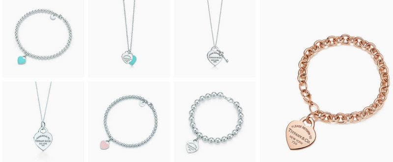 Return to Tiffany Love collection 2016--2luxury2