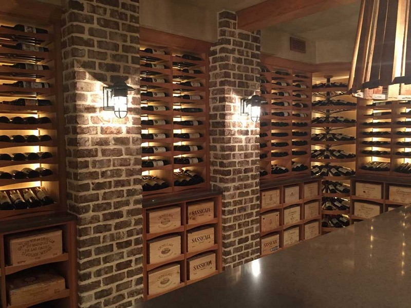 Revel Custom Wine Cellars-