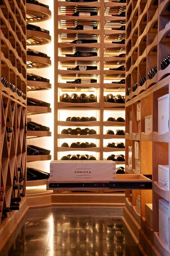 Revel Custom Wine Cellars--