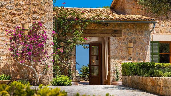 Richard Branson  Son Bunyola Estate Mallorca-