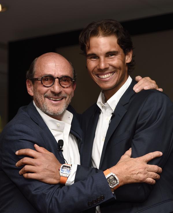 Richard Mille Tourbillon RM 27-02 Rafa Nadal-