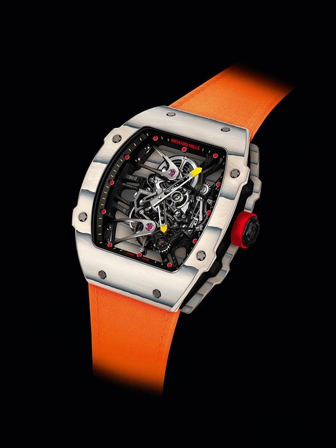 Richard Mille Tourbillon RM 27-02 Rafa Nadal--extreme watch