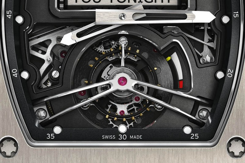 RichardMille RM 69 Erotic Tourbillon ditails