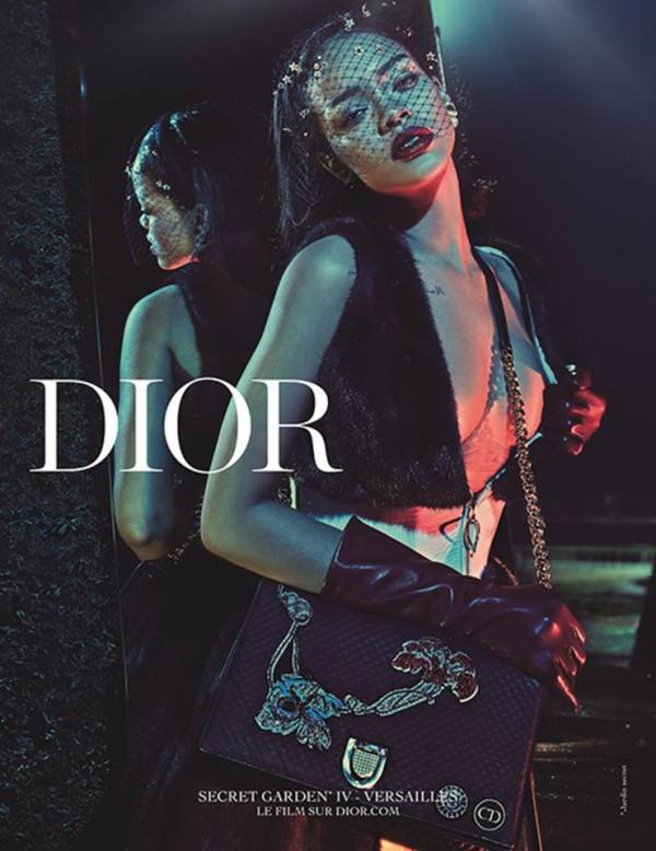 Rihanna-Christian-Dior-Secret-Garden-campaign