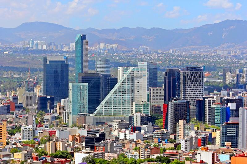 Ritz-Carlton Mexico City - Paseo de la Reforma Square