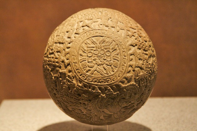 Ritz-Carlton Mexico City - The National Museum of Anthropology