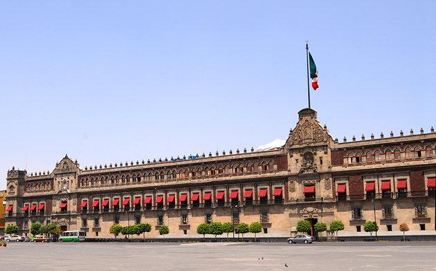 Ritz-Carlton Mexico City - national-palace