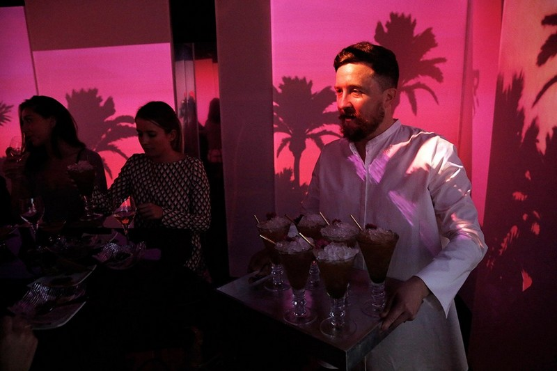 Ritz-Carlton Partners with Vogue and GQ for First Immersive Theatre Experience-room8 cocktails