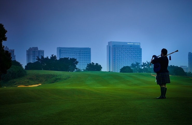Ritz-Carlton has teed off 2017 with the opening of its first golf resort in China