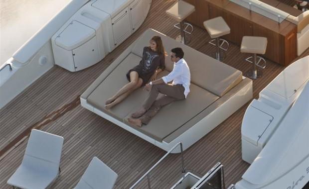 Riva Yachts - sunpad