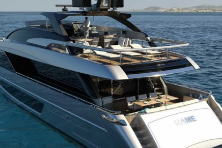 Riva's first 100' Corsaro – a new maxi flybridge as only Riva could design