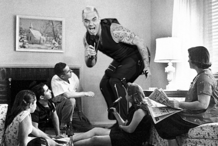 Robbie Williams v Jimmy Page – and other celebrity neighbours from hell