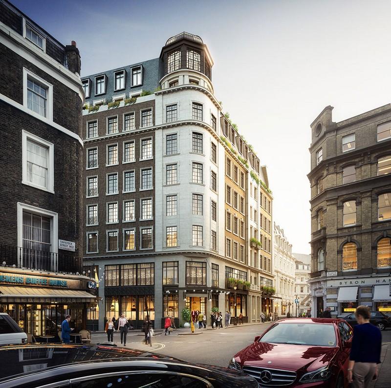 Robert De Niro to open a luxury hotel in Covent Garden