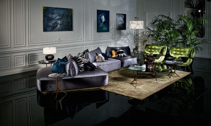 Roberto Cavalli Home Interiors 2017