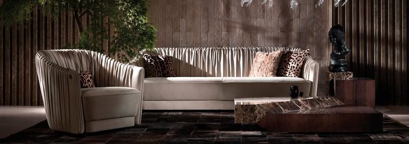Roberto Cavalli Home Interiors at Salone del Mobile -