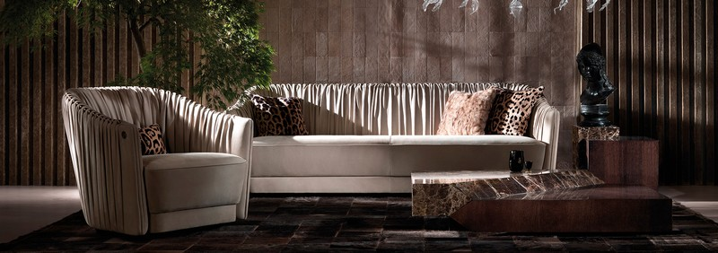 Roberto Cavalli Home Interiors at Salone del Mobile -