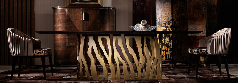 Roberto Cavalli Home Interiors at Salone del Mobile --