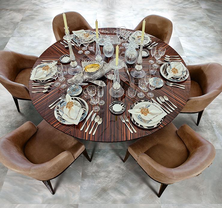 Roberto Cavalli Home Interiors at Salone del Mobile 2016-casa