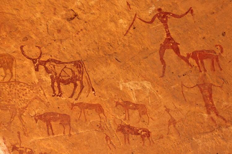 Rock-Art Sites of Tadrart Acacus