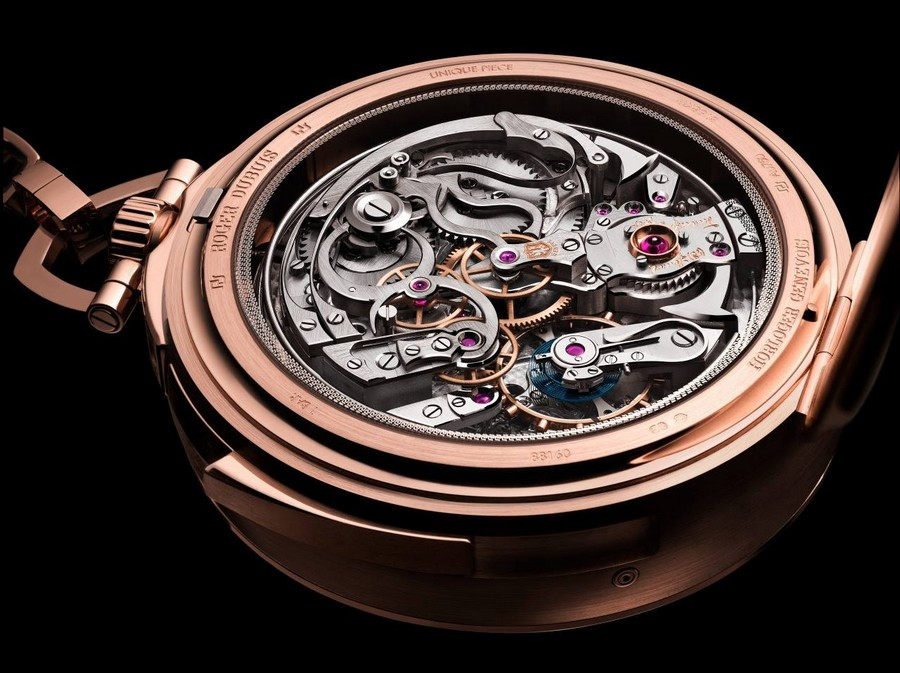 Roger Dubuis Hommage Millessime limited edition 2015