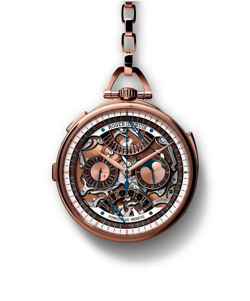 Roger Dubuis - Hommage Millessime limited edition
